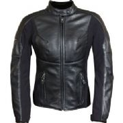 Richa Kelly Ladies Leather Jacket Black